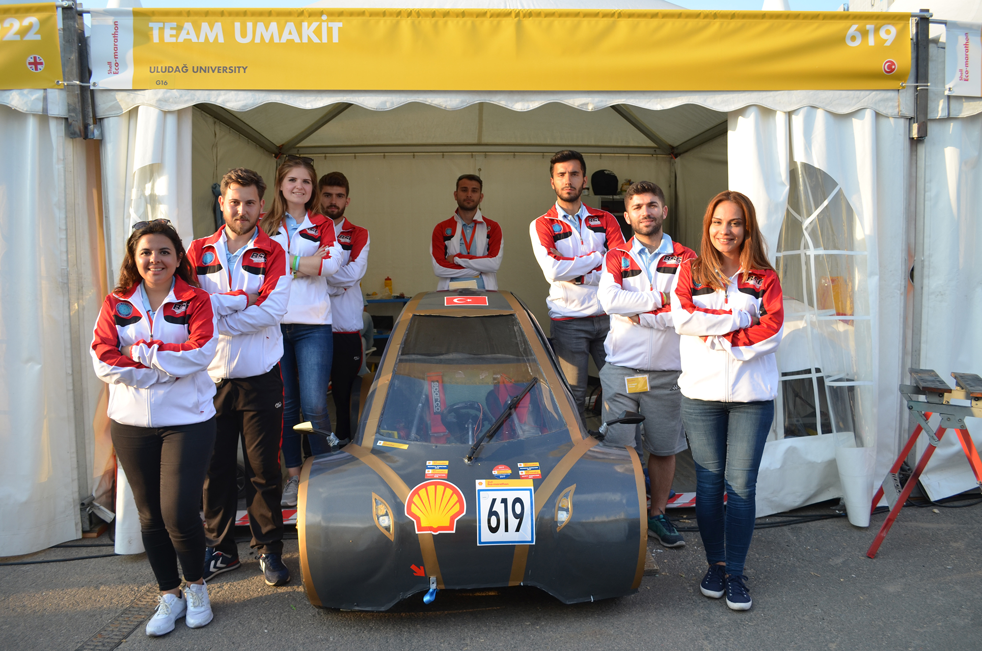 <p>UMAKIT, is developing hydrogen-powered cars. It has participated and beig part in competitions in international level in recent years representing Turkey.</p>