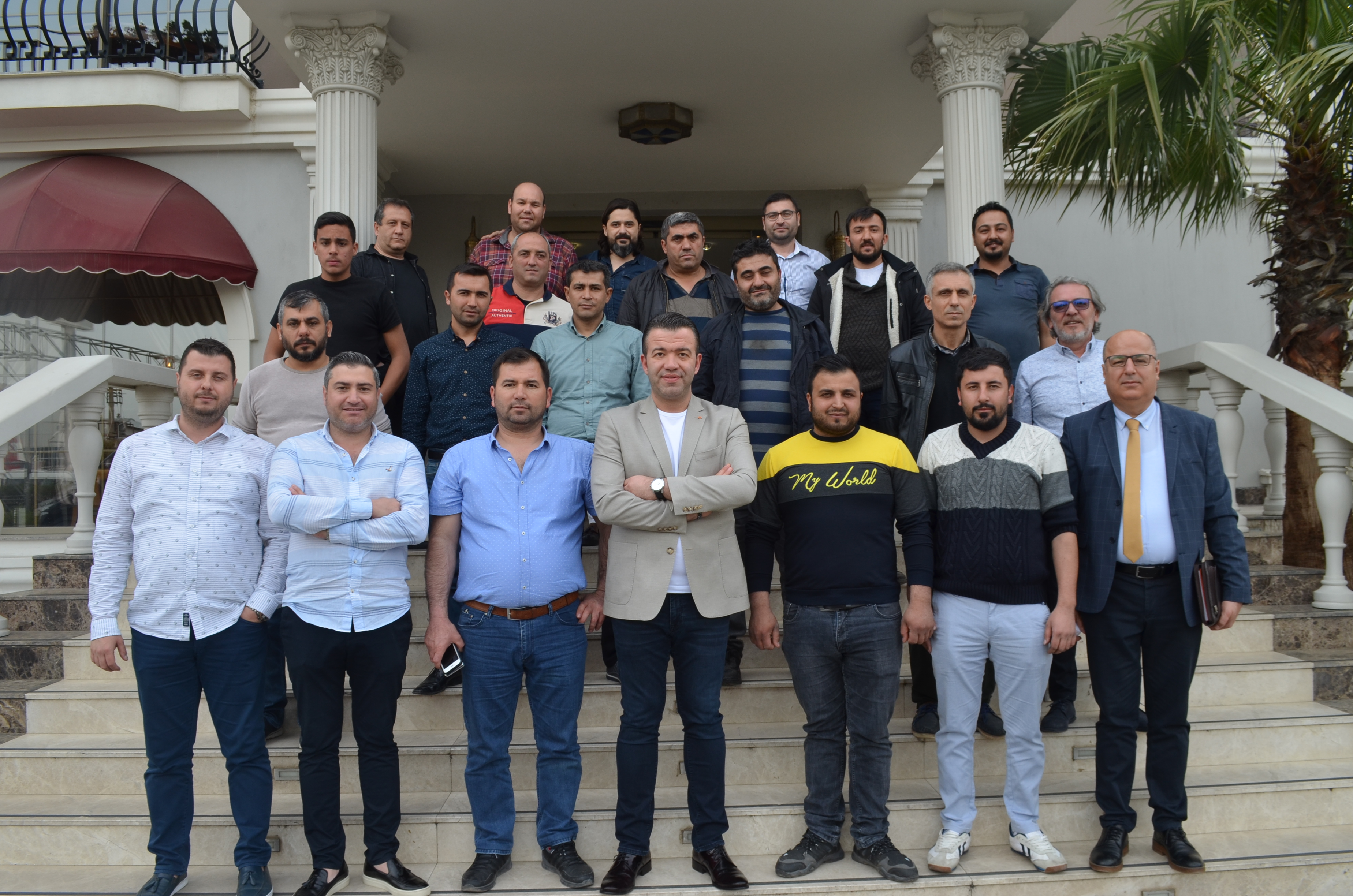 <p>BSG Auto Parts, which serves its customers with high quality product policy in more than 63 countries, has completed the trainings specially organized for master technicians in Izmir, Uşak and Sarajevo.</p>