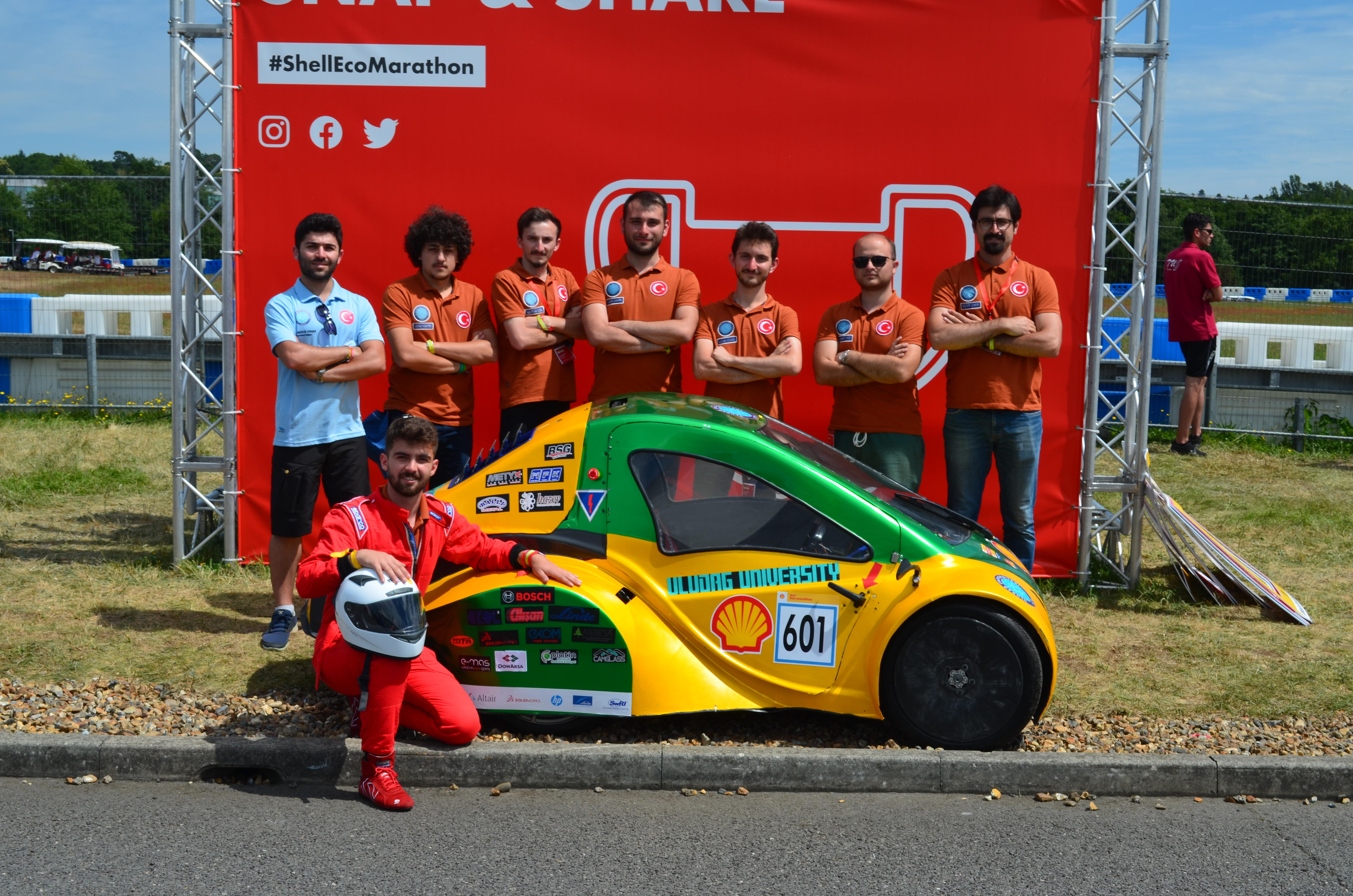 <p>Bursa Uludağ University Machinery Group (UMAKIT) students, once again sponsored by BSG Auto Parts was able to reach the award.</p>